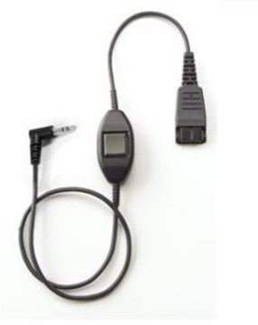 Jabra cable QD-Nokia with PTT