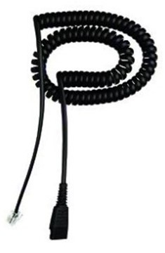 Jabra QD Cord Coiled Cisco