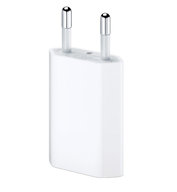 Apple USB-lichtnetadapter van 5 W