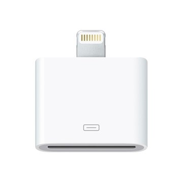 Apple Lightning -naar-30-pens-adapter
