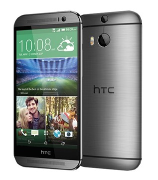 HTC one M8s grey + TKH