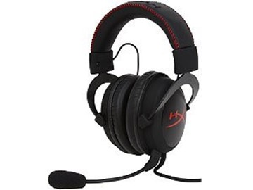 Kingston HyperX Cloud Zwart