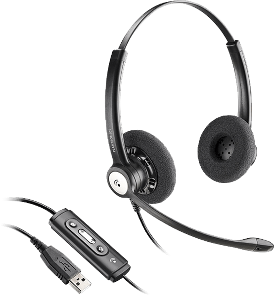 Plantronics Entera HW121N-USB