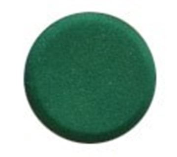 Earcushion Green foam (closed)