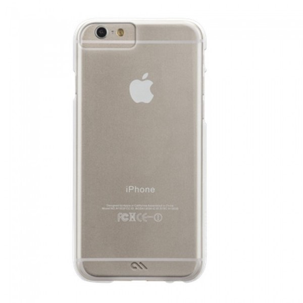 Afbeelding van Case-Mate iPhone 6 Barely There Clear