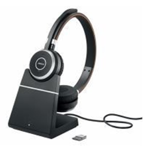 Jabra Evolve 65 MS Stereo Incl Charging
