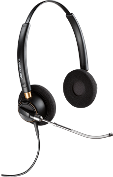 Plantronics EncorePro HW520V Duo