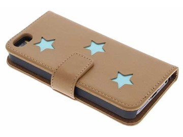 Apple Iphone 5/5s Aqua Reversed Star