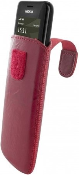 Mobiparts Premium Pouch Size XS Red