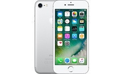 Afbeeldingen van Apple iPhone 7 128GB Silver + TKH