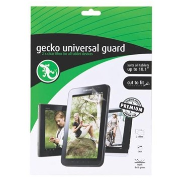 Gecko universele tablet screen protector