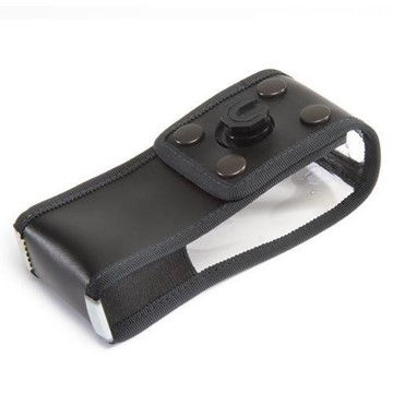 Sepura leather case , klackfast stud STP