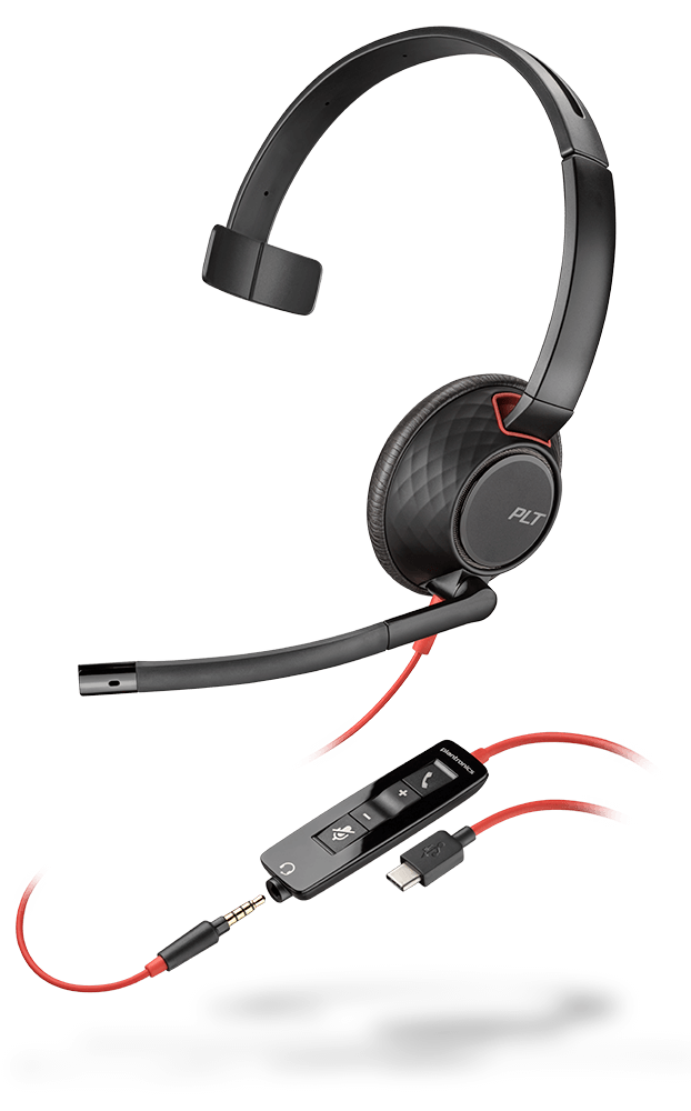 Plantronics Blackwire Mono 5210 Usb