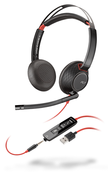 Plantronics Blackwire C5220 duo USB-A