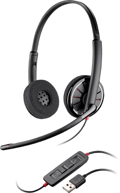 Plantronics Blackwire C320-M Lync