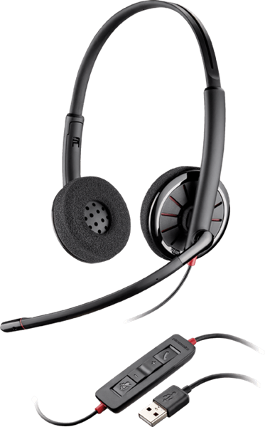 Plantronics Blackwire C320 USB/UC