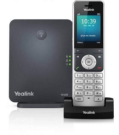 Yealink W60P HD IP Dect