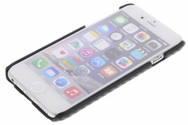 Afbeelding van Carbon Hardcase Backcover iPhone 6/6s