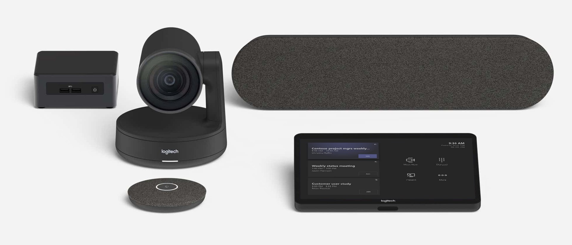 Logitech Microsoft Room Solution Medium