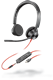 Poly Blackwire 3325M USB-C stereo headset