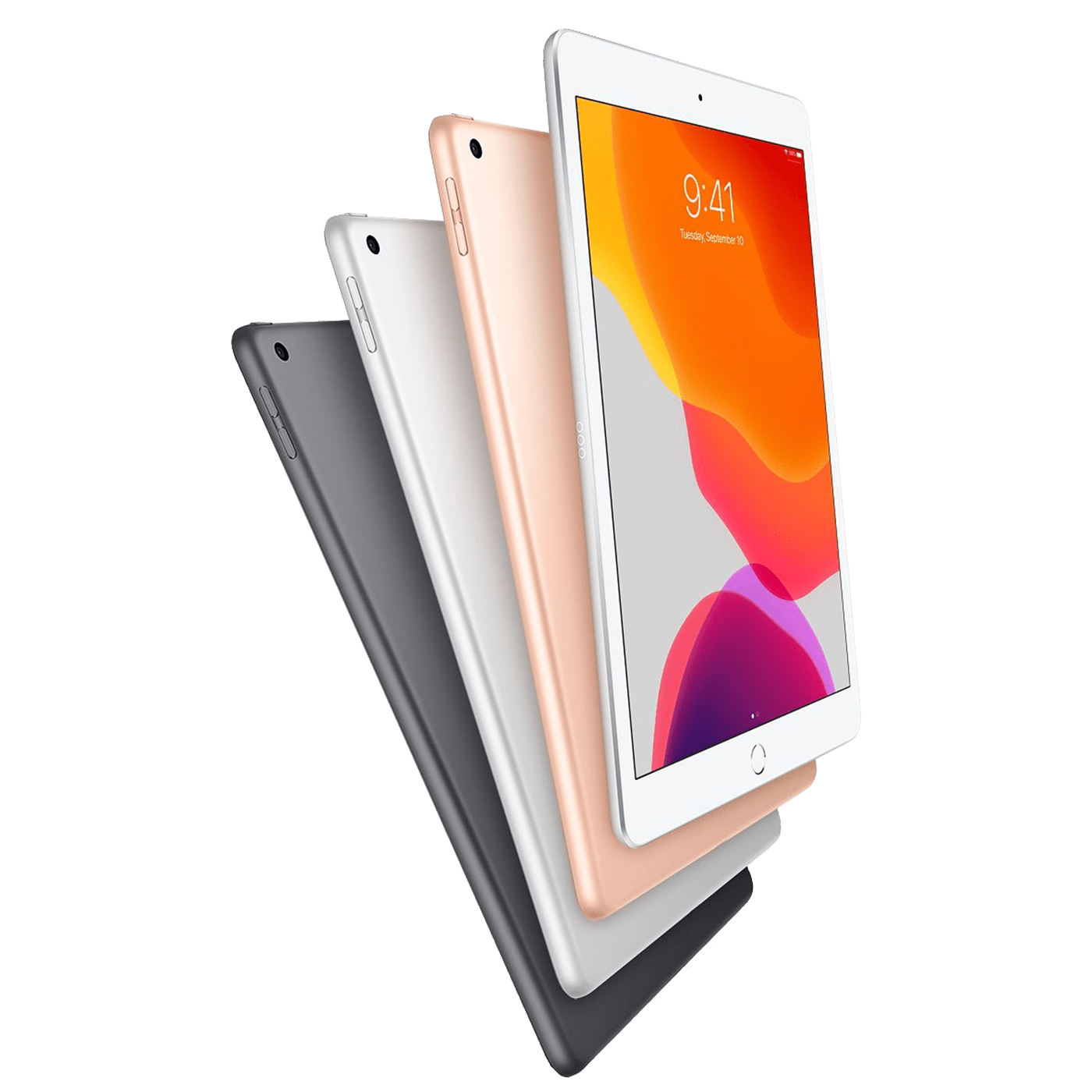 Apple - 10,2-inch iPad: Wi-Fi - 128 GB
