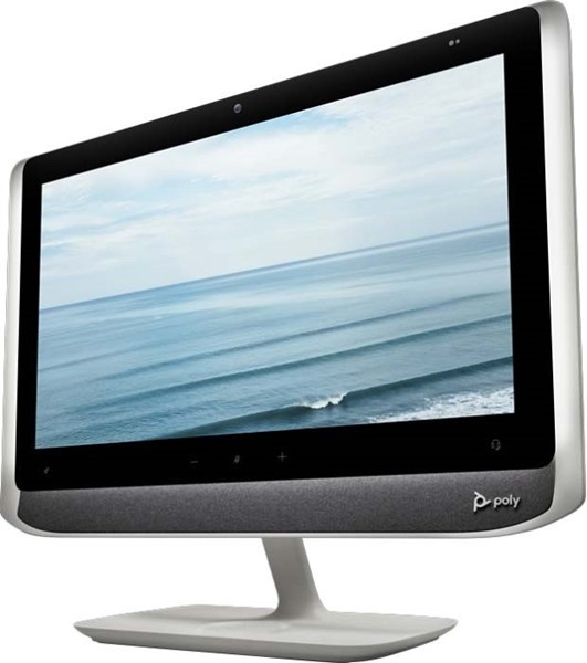 Poly Studio P21, all-in one Monitor